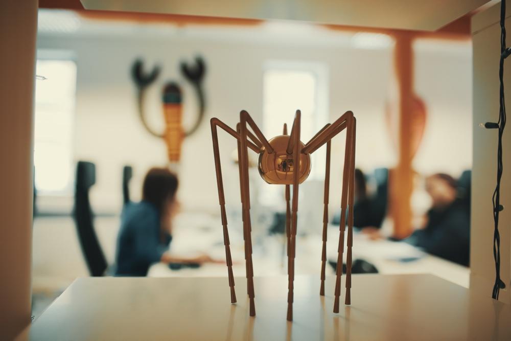 Web design - Kooba ist Finalist in 5 Kategorien der Eircom Spiders 2014