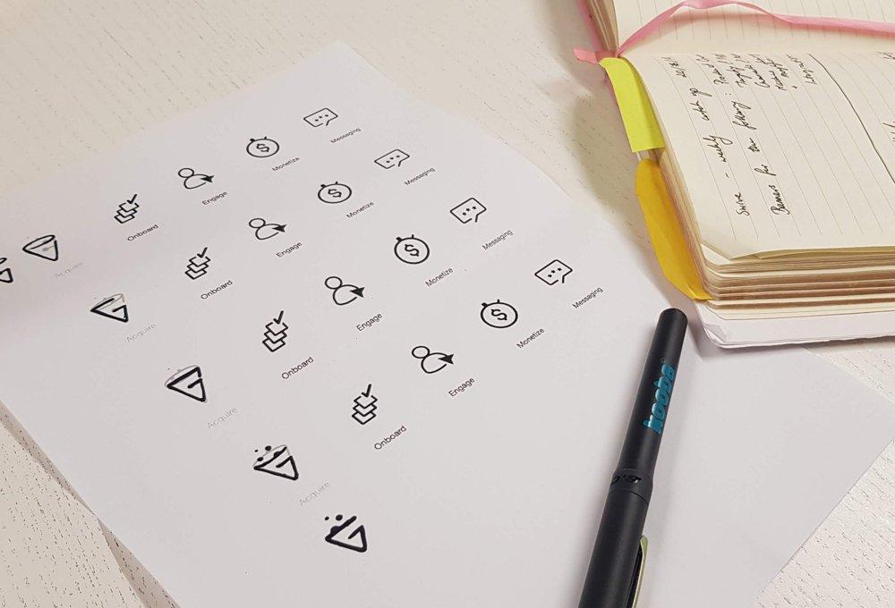 Web design - Alles was du schon immer über Icons wissen wolltest aber Angst hattest zu fragen