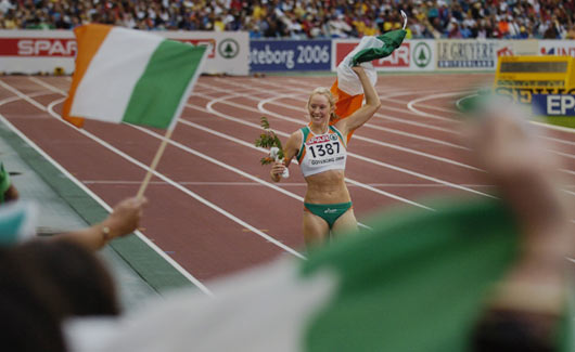 Website-Design - Athletics Ireland